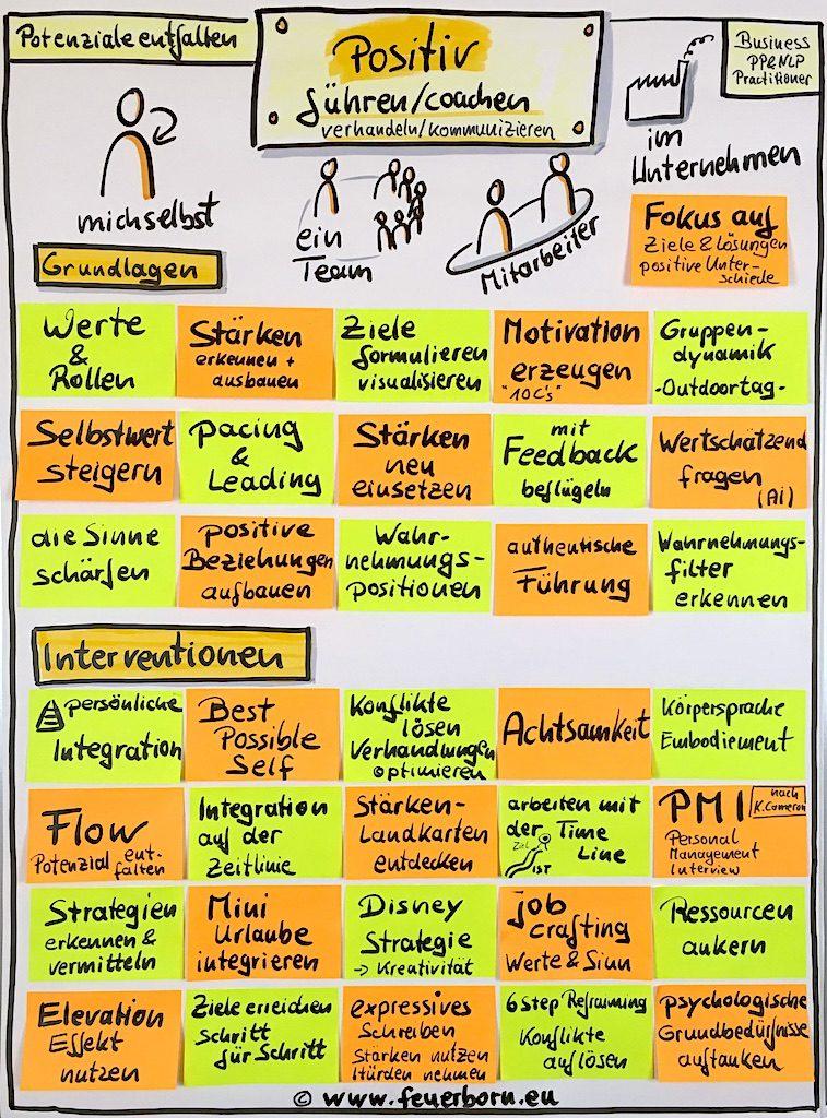 Wirkungsvoll kommunizieren, positive führen, coachen, verhandeln!